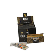 Rolling Paper Booklets By Benji (Box of 24) *Drop Ship* (MSRP $41.99)