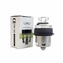 Alpha Rig Replacement Atomizer with Carb Cap (MSRP $25.00)