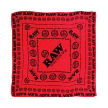 RAW® - Red Bandana (MSRP $12.00)