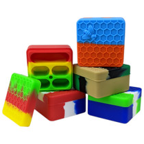 Build Block Silicone Container 50mm - 5 Pack (MSRP $5.00ea)