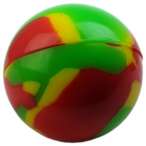 Silicone Ball Storage Container 38mm - 5 Pack (MSRP $3.00ea)