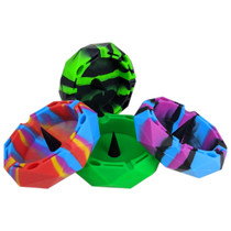 Silicone Diamond Ashtray with Bowl Pick (MSRP $15.00)