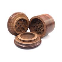 """2"""" 4 Part Wood Round Grinder (MSRP $6.00)"""