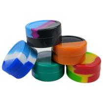 Silicone Storage 55mm 22ml - Jar - 5 Pack (MSRP $4.00ea)
