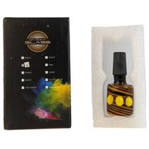 On Point Glass - 14M Color Swirl Black Tube Bowl Box Set (MSRP $20.00)