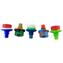 Silicone Mixed Color Top Hat Bowl 14M - 5 Pack (MSRP $7.00ea)