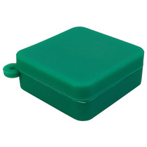 Silicone Container 39mm - SQUARE - 5 Pack (MSRP $3.00ea)