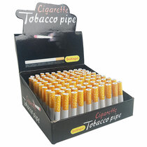 "2.5"" Metal Tobacco Tasters - 100ct Display (MSRP $2.00ea)"
