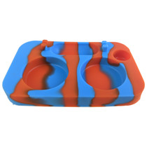 "3.5"" Silicone Display Set for 2x 32mm Jar - Single (MSRP $5.00)"