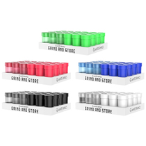 White Rhino - Grind and Store Grinder - Display 24 (MSRP $15.00ea)