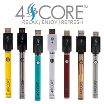 510 Slim Pen Battery By 4SCORE 350mAh *Drop Ship* (MSRP $15.99)