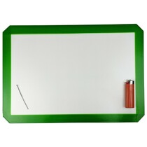 Silicone Mat - 16.5x11.4 0.7mm - Single (MSRP $18.00)