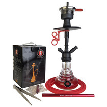 "Amy Deluxe - 16"" Hookah - Baby Cloud (MSRP $140.00)"