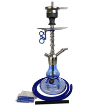 "Amy Deluxe - 19"" Hookah - Middle Tango (MSRP $200.00)"