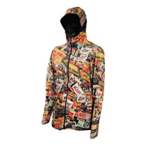 RAW® - Hooded Jacket - Brazil (MSRP $90.00)