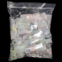 """BULK - 4"""" Slyme Nectar Pipe with Tip - 10 Style - 20 Count - Asst 01 (MSRP $30.00ea)"""