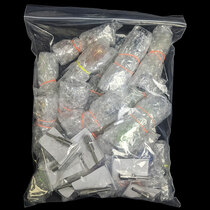 """BULK - 4"""" Slyme Nectar Pipe with Tip - 10 Style - 20 Count - Asst 05 (MSRP $30.00ea)"""