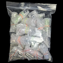 """BULK - 4"""" Slyme Nectar Pipe with Tip - 10 Style - 20 Count - Asst 02 (MSRP $30.00ea)"""