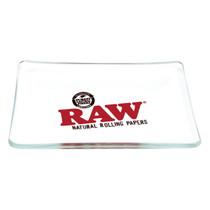 RAW® - Glass Rolling Tray - Mini (MSRP $25.00)