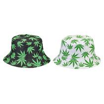 Bucket Hat Leaf Design (MSRP $30.00)