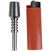 18mm Titanium Concentrate Hand Pipe Tip- Single (MSRP $10.00)