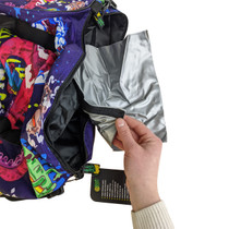 Jungle Hive - Lifestyle Duffel Bag with Velcro Mylar Storage Bag (MSRP $100.00)