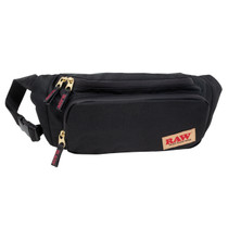 RAW® - X Rolling Papers Smell Proof Sling Bag (MSRP $70.00)