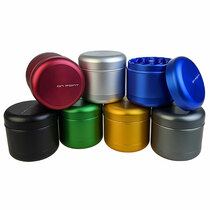 On Point Glass - Space Grinder - 52mm - 4 Part (MSRP $35.00)