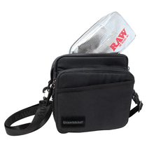 RAW® - X Rolling Papers Smell Proof Day Bag (MSRP $88.00)