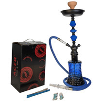 """AGER - 24"""" Hookah 410 - Assorted Colors (MSRP $50.00)"""