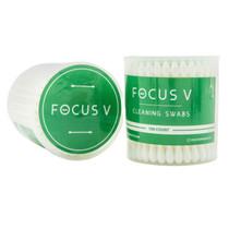 Focus V - Cotton Swabs - 100ct Jar (MSRP $4.00)