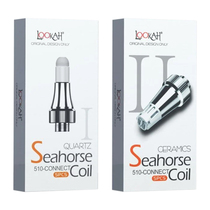 Lookah - Seahorse Replacement Touch Coils - Pack of 5 (MSRP $26.99)