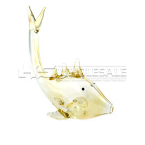 GOLD FUMED DOLPHIN
