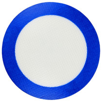 """6"""" Assorted Color Silicone Round Mat - Single (MSRP $5.00)"""