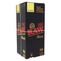 RAW® - Black Pre-Roll Cone 1¼ (BULK) - Box of 900 (MSRP $2.50ea)