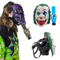 Spooky Gas Mask Water Pipe Box Set (MSRP $60.00)
