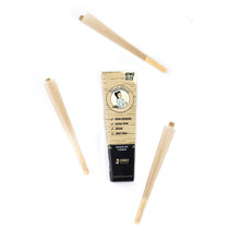 Blazy Susan® - Unbleached King Size Pre-Roll Cones (3ct) - Display of 21 (MSRP $3.00ea)
