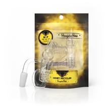 Honey Recycler 90° Quartz Banger By Honeybee Herb *Drop Ship* (MSRP $34.99)