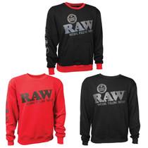 RAW® - Crewneck Sweatshirt (MSRP $65.00)
