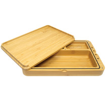 RAW® - Spirit Box Wooden Rolling Tray (MSRP $120.00)