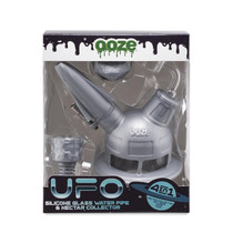 Ooze - UFO 4-in-1 Silicone Glass Water Pipe & Nectar Pipe (MSRP $79.99)