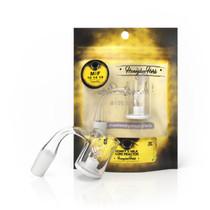 Honey & Milk Core Reactor 90° Quartz Banger By Honeybee Herb *Drop Ship* (MSRP $34.99)