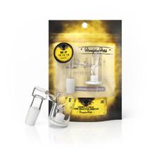 Honey & Milk Core Reactor Sidecar 90° Quartz Banger By Honeybee Herb *Drop Ship* (MSRP $34.99)