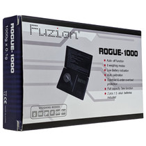 Fuzion - RX-1000  Rogue Scale - 1000g x 0.1g (MSRP $12.00)