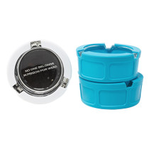 Ugly - Silicone Glass Ashtray - Display of 6 (MSRP $10.00ea)