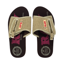 RAW® X Rolling Papers - Khaki Ladies Sandals (Mixed Size 6-10) - Case of 6 (MSRP $55.00ea)