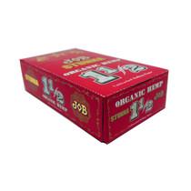 JOB X $tunna - Organic Hemp 1½ Rolling Papers - Display of 24 (MSRP $3.25ea)