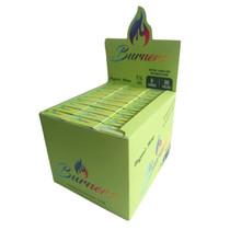 Burners - Organic Hemp 1¼ Pre-Roll Cone (6ct) - Display of 30 (MSRP $3.00ea)