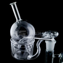 50mm XL Thermal Banger w/ XL Bubble Carb Cap & Dabber (MSRP $40.00)