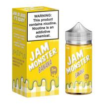 Jam Monster E-Liquid 100ML (MSRP $29.99)